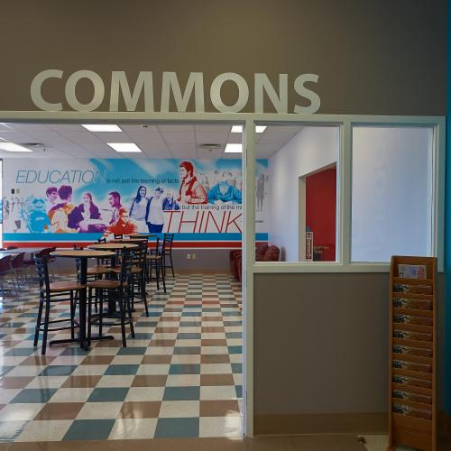 The Commons at OCC Liverpool