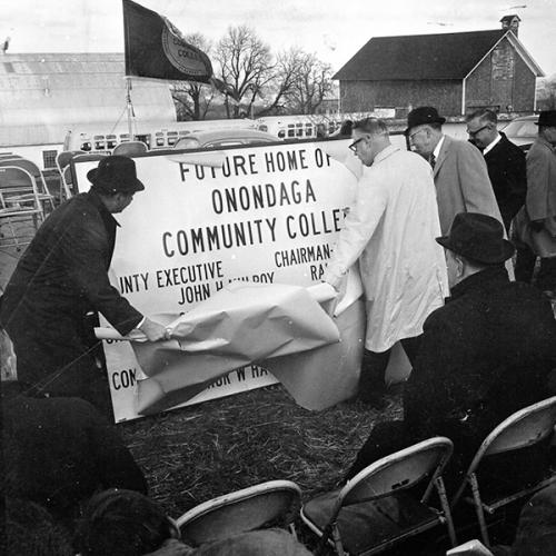 1966 - Permanent Site Dedication