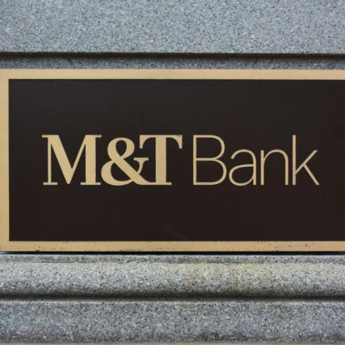 M&T Bank sign