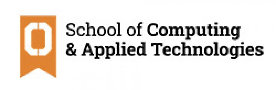logo small school of computing applied tech