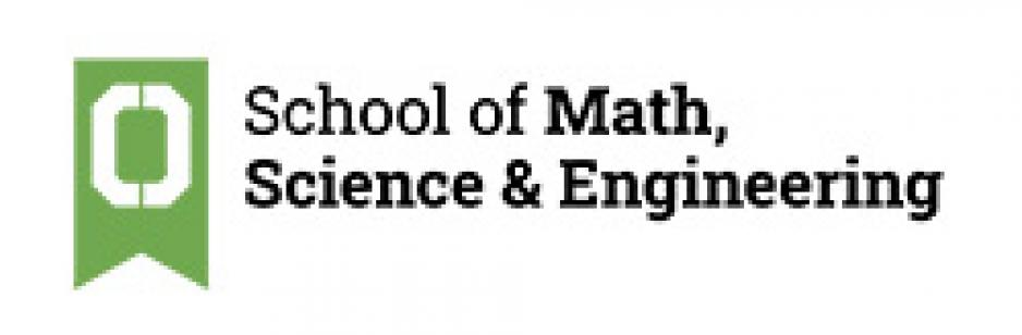 logo small school of math science engineering